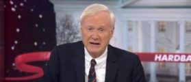 Chris Matthews Misses 'Meet The Press' Appearance Amid Harassment Scandals [VIDEO]
