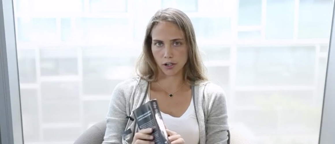 Lizzie Crocker, in a video for The Daily Beast (Video screenshot/Daily Beast)