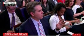 Mulvaney Destroys Acosta's Shutdown Argument Using Simple Addition [VIDEO]