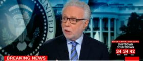 Wolf Blitzer: 'S***hole' Is A National Security Threat [VIDEO]