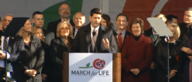 Paul Ryan On Pro-Life Movement: 'Science Is On Our Side'
