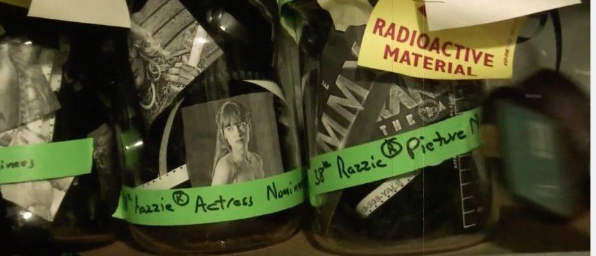 Razzie nominations (Photo: YouTube Screenshot)