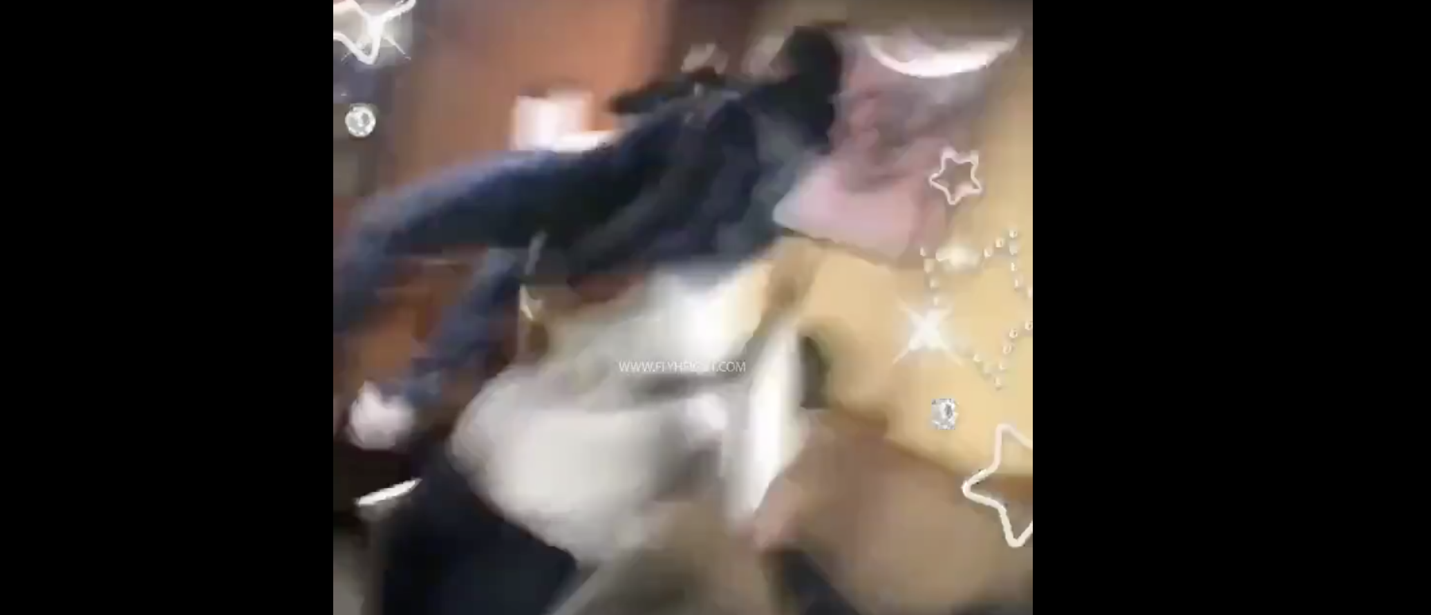 Security Guard Body Slams Unruly Man The Daily Caller