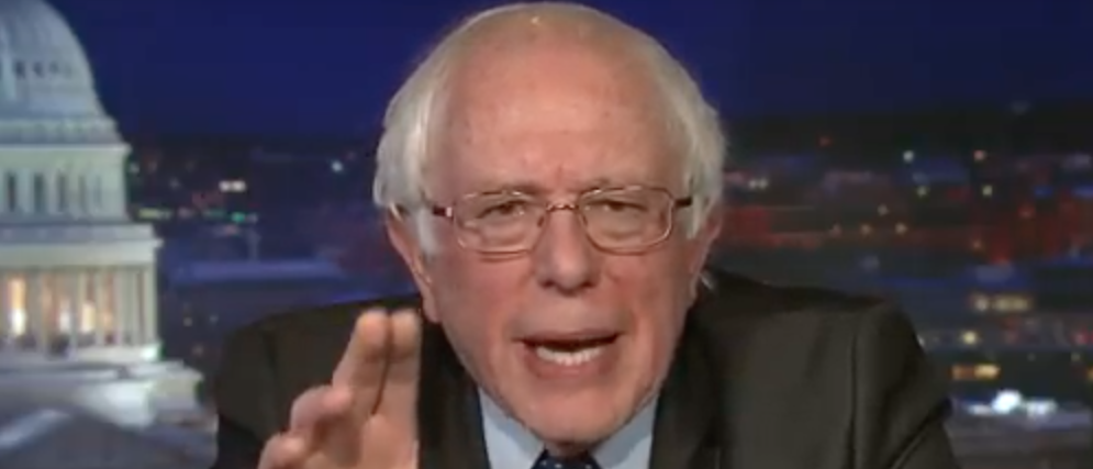 YouTube Screenshot/ Bernie Responds to the State of the Union