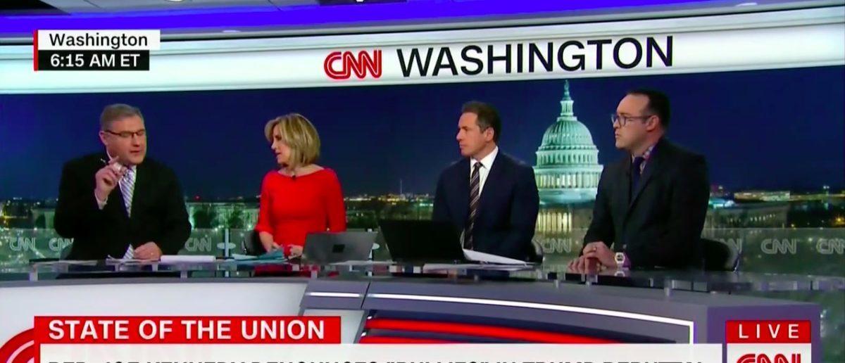 Screen Shot CNN Loves Joe Kennedy (CNN: Jan 31, 2018)