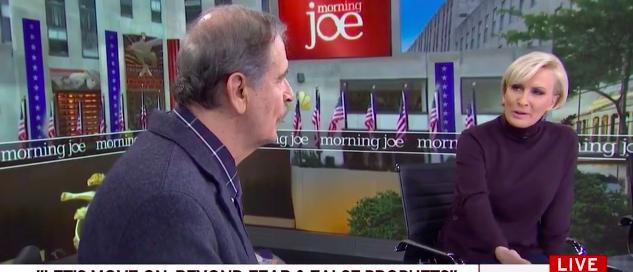 Screenshot MSNBC Mika Brzezinski Vincente Fox