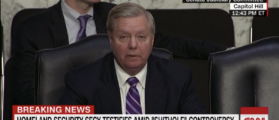 Lindsey Graham Expects Trump To Sign Bigger Amnesty Package Than Even Jeb Wanted [VIDEO]
