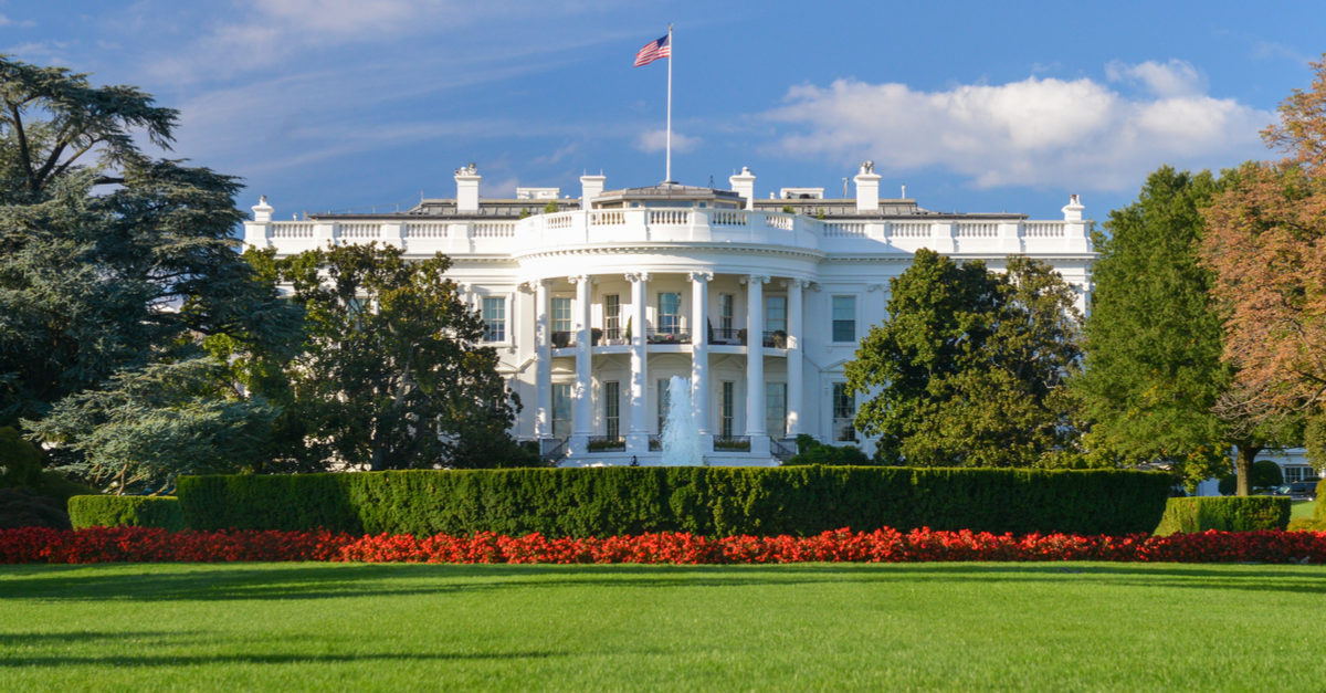 The White House - Washington DC, United States Shutterstock/ Orhan Cam