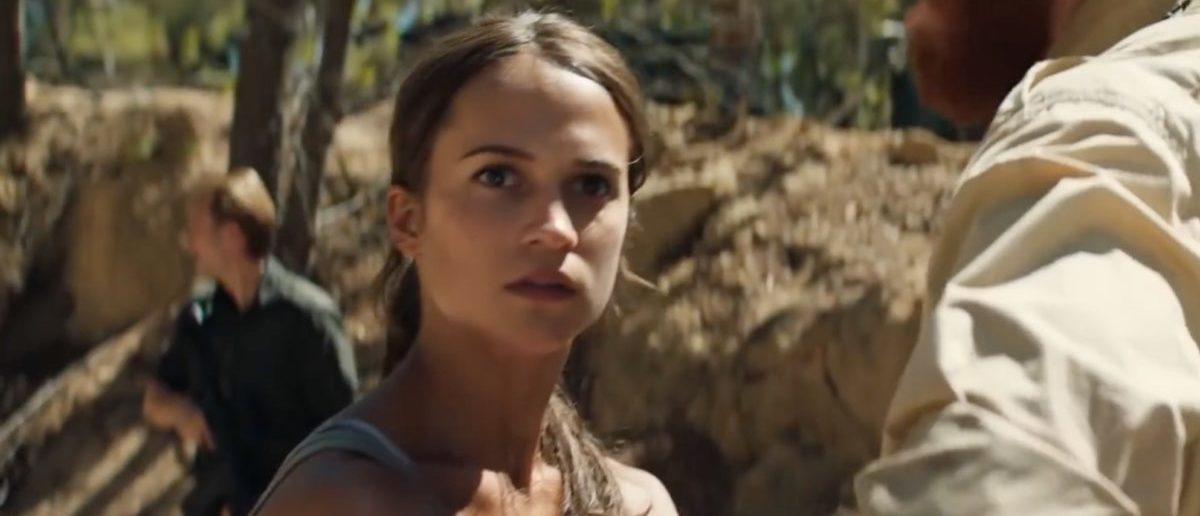 Tomb Raider (Credit: Screenshot/Video YouTube Movieclips Trailers)