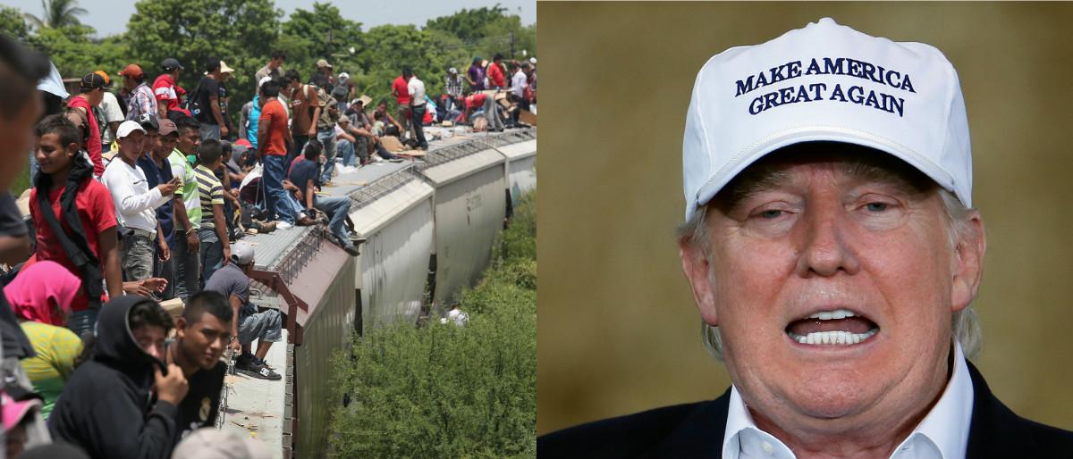 Getty Images/John Moore, Reuters/Carlo Allegri
