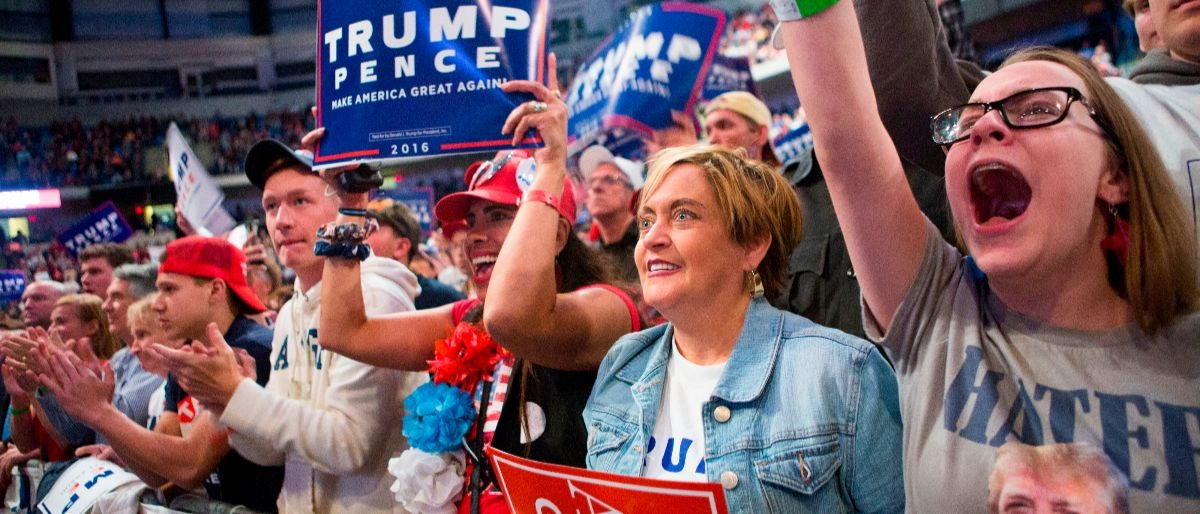 Trump supporters 1200 Getty Images/Jessica Kourkounis