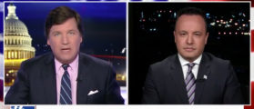 'Loathsome Little Demagogue': Tucker Rips Apart Sanctuary City Supporter [VIDEO]