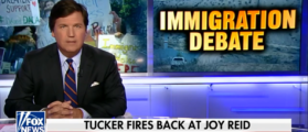 Tucker Carlson Wiped The Floor With Joy Reid After She Tried To Race Bait Him [VIDEO]