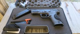 Gun Test: PC M&P 40 With Ported Barrel
