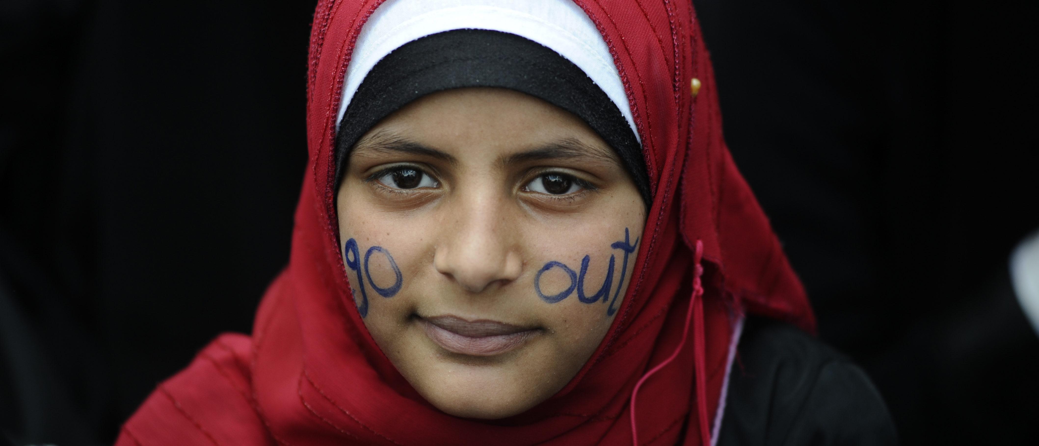 Young Yemeni Girl. (Shutterstock/ymphotos)