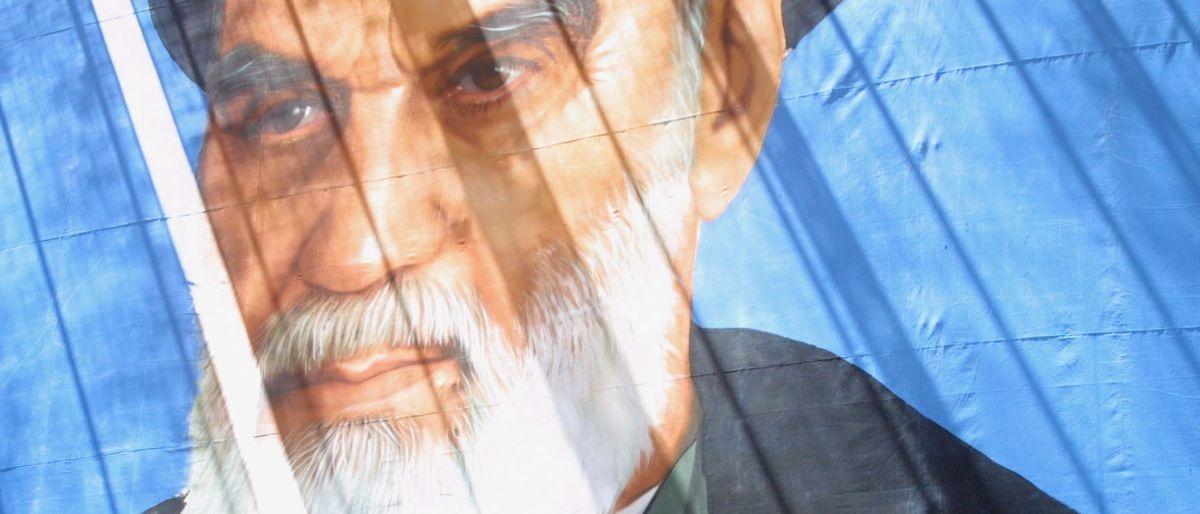ayatollah khomeini Iran AFP Getty Images/Behrouz Mehri