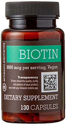Normally $13, this biotin supplement is 25 percent off today (Photo via Amazon)