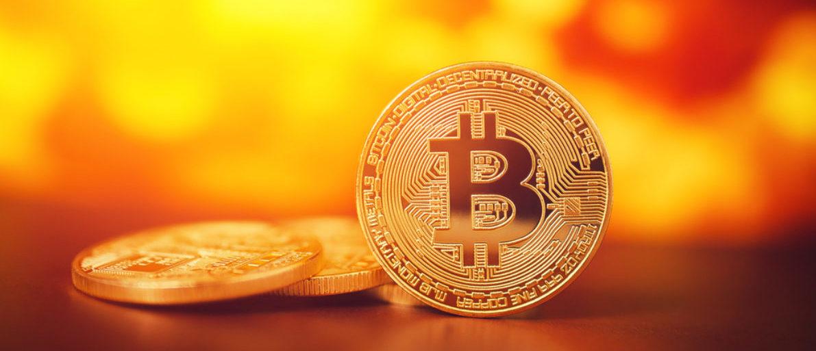 Bitcoin (shutterstock/ Parilov)