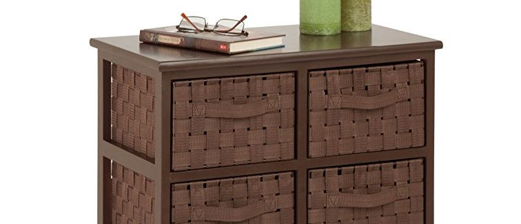 Normally $150, this 6-drawer storage chest is 49 percent off (Photo via Amazon)