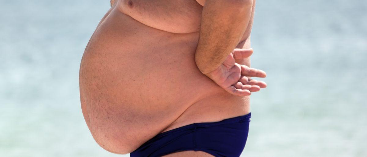 fat guy 1200 Shutterstock/DenisProductioncom