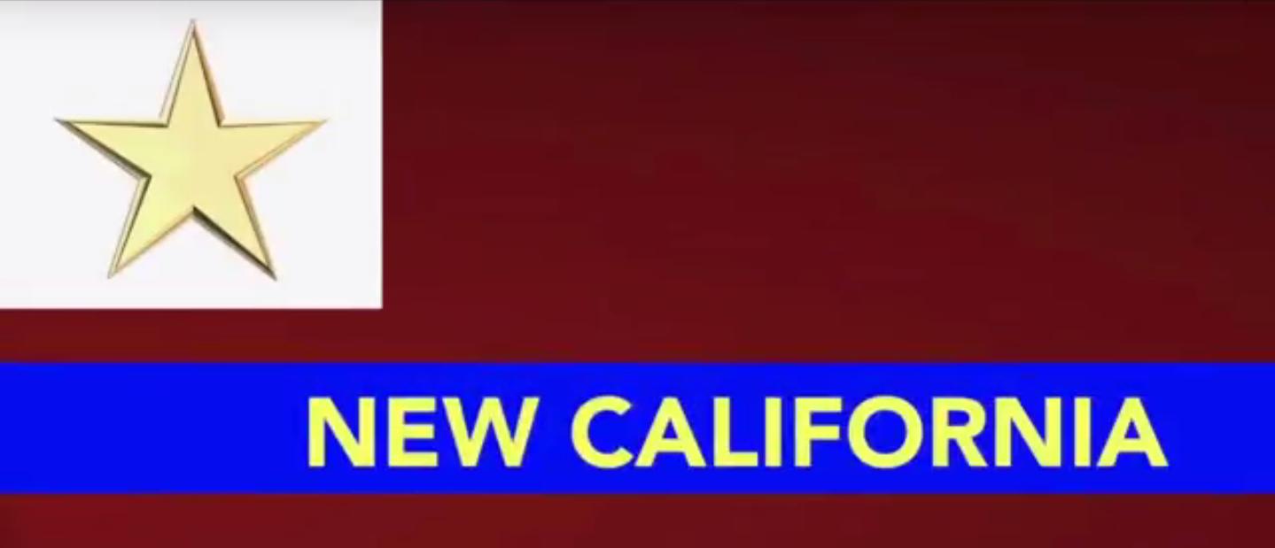 New California flag (Screenshot/YouTube/Paul Preston)
