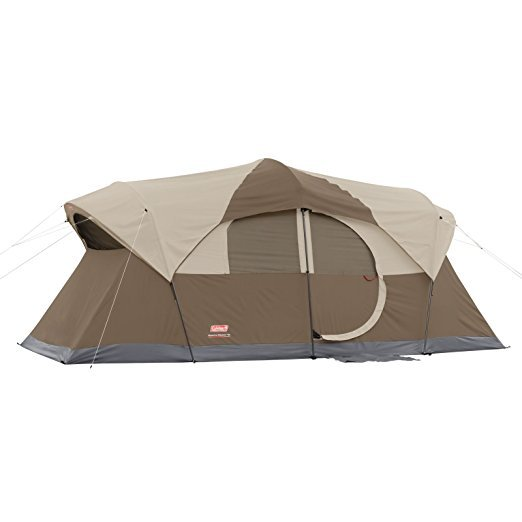 Normally $300, this 10-person tent is 59 percent off today (Photo via Amazon)