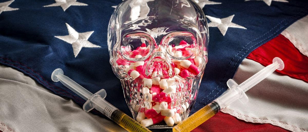 opioid crisis Shutrterstock/Victor Moussa
