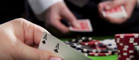 Texas Hold'em (Photo via Shutterstock)
