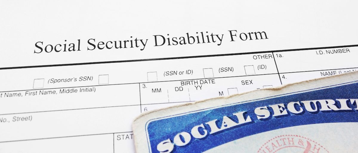 social security disability Shutterstock/zimmytws