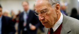 Grassley Defends Whistleblower Law, But FBI Agents Want Assurances That Legal Fees Are Covered If Dept. Retaliates