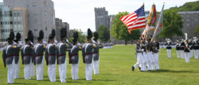 West Point Posthumously Accepts Fallen Parkland JRTOC Student