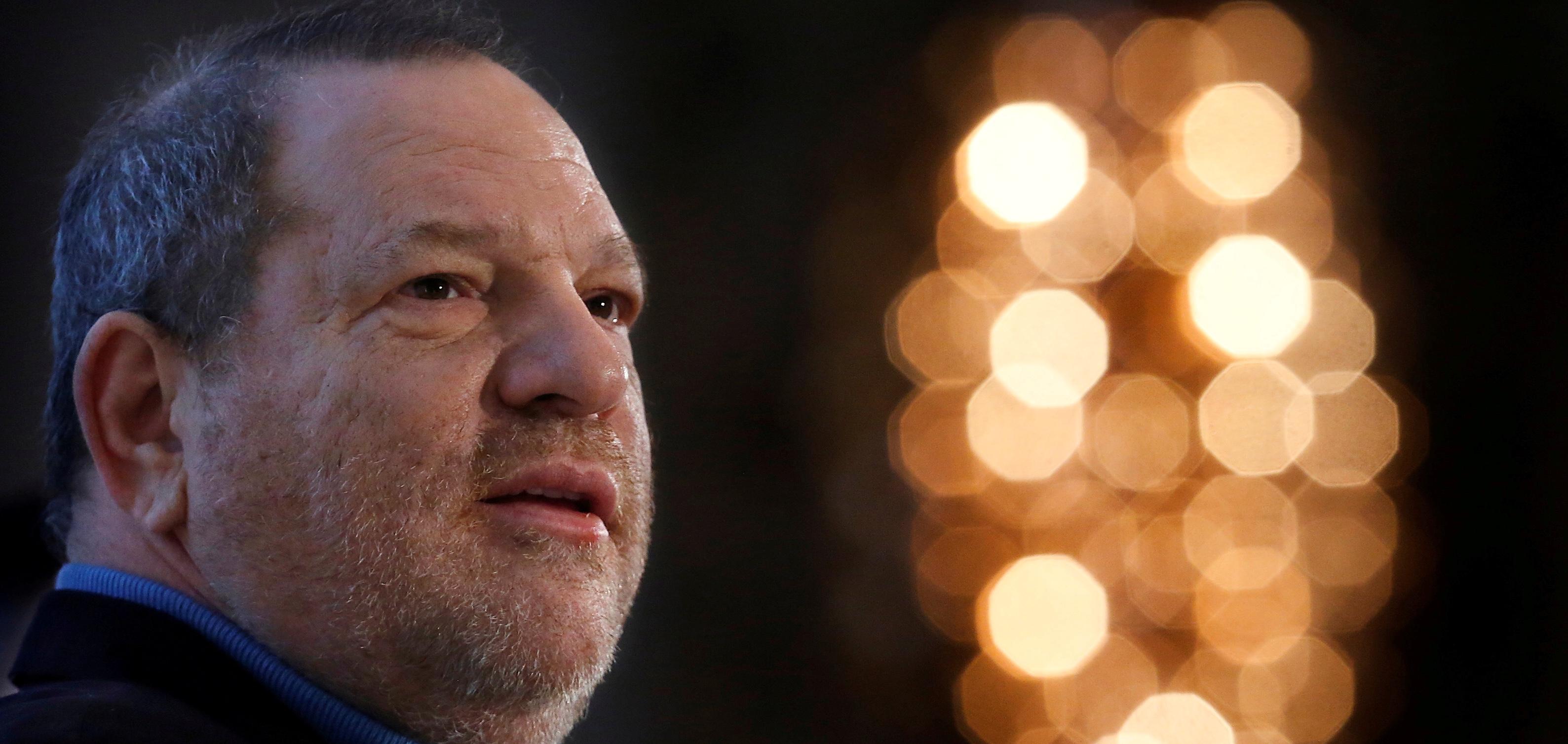 Harvey Weinstein (Reuters Photos)