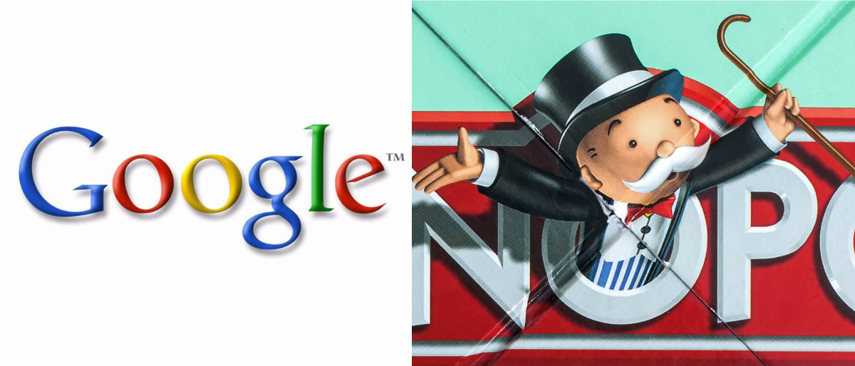 Google monopoly AFP /Getty Images, Shutterstock/urbanbuzz