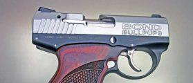 Gun Test: Bond Bullpup Pistol