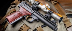 Gun Test: Browning Buck Mark Field Target Suppressor Ready