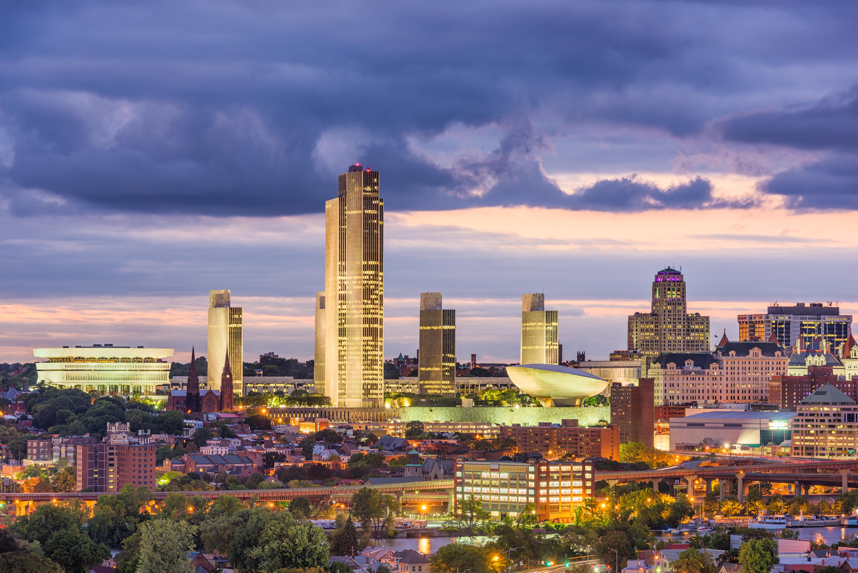 Albany, New York (Photo credit: Sean Pavone/Shutterstock)
