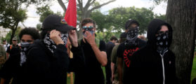 Antifa Group Teaches College Kids in Texas How To Defend Themselves