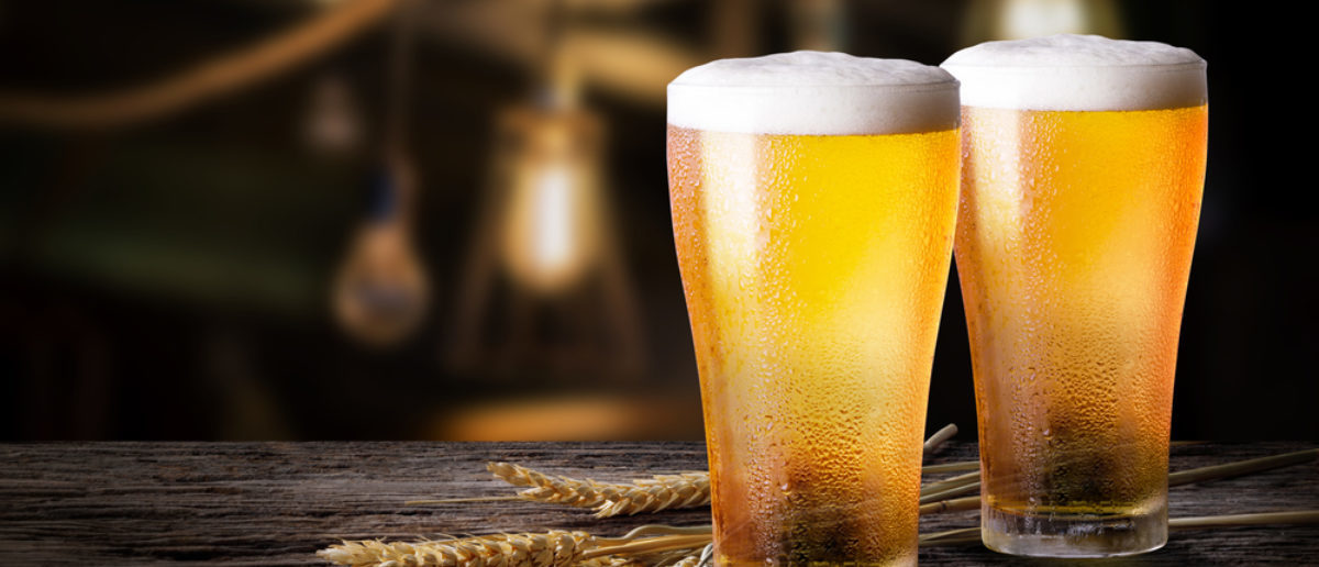 Beer (Credit: Shutterstock)