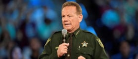 Broward County Deputies Schedule No-Confidence Vote For Sheriff Scott Israel