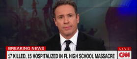 Chris Cuomo Spreads Fake AR-15 Story