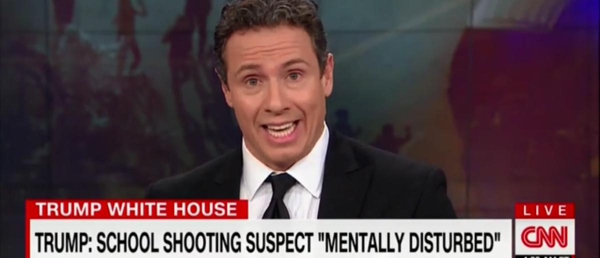 CNN's Cuomo Calls Trump Tweet On Broward shooting dumb and stupid - New Day 2-15-18