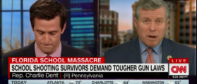 Charlie Dent Admits The NRA's True Power Is Its Massive Membership, Not Donations