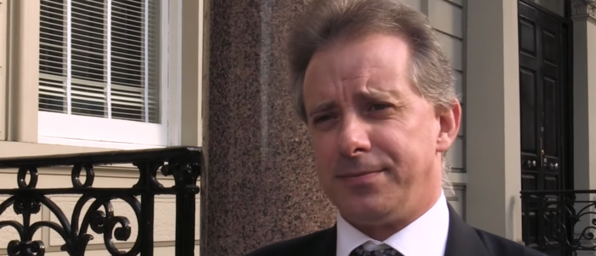 Trump Calls For Dossier Author Christopher Steele To...