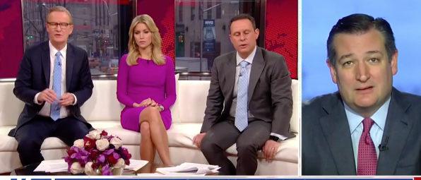 Cruz Fox News screenshot
