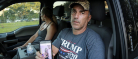 Anti-Trumpers Savage Father Of Parkland Victim – Simply Because He Was Wearing A Trump 2020 Shirt
