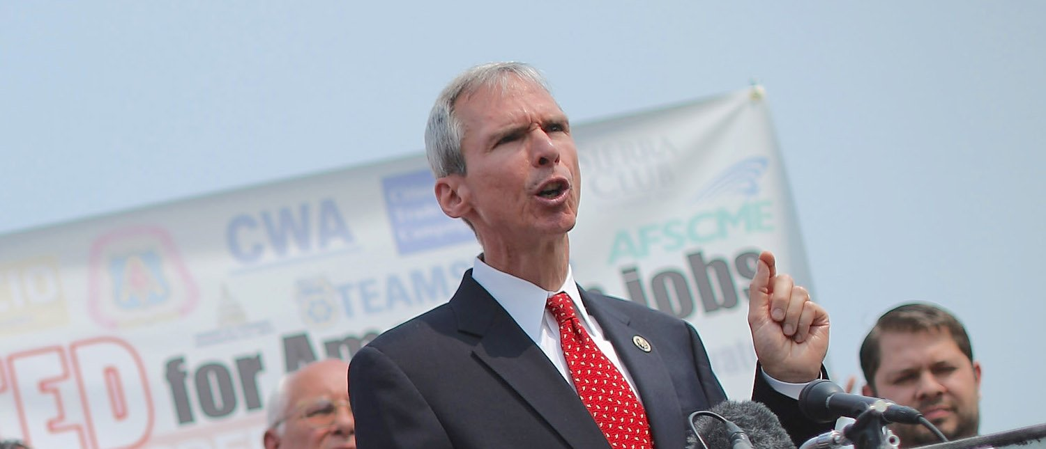 Rep. Dan Lipinski (D-IL) holds a news conference (Photo: Chip Somodevilla/Getty Images)