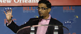 Dinesh D'Souza's Tweets About Parkland Kids Sent The Internet Into A Frenzy