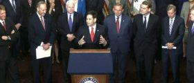 Gang of Eight immigration reform Getty Image/Alex Wong