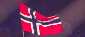 Seattle Resident Mistakes Norwegian Flag For Confederate Flag