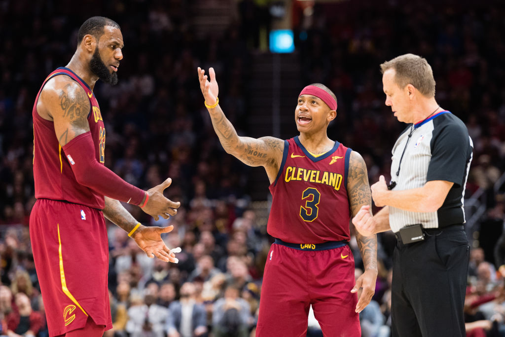 LeBron James: This is what I really think about Isaiah Thomas